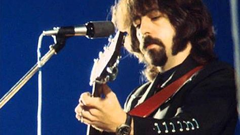 Rock: Clarence White With the Byrds