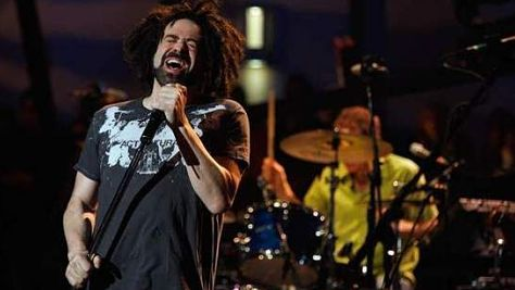 Rock: Counting Crows at Codfish Hollow Barn