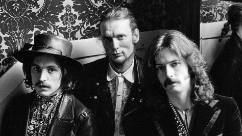 Rock: Cream, 1968 (Oakland, CA)