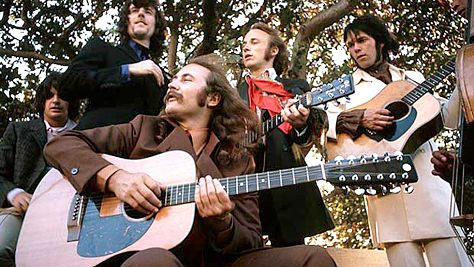 Folk & Bluegrass: CSNY at Fillmore East 1970