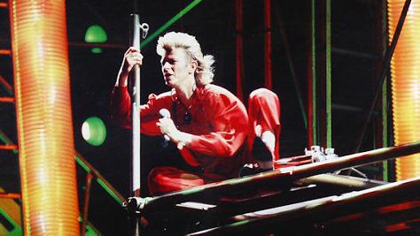 Rock: David Bowie in '87