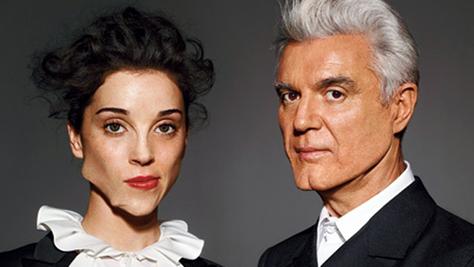 Indie: David Byrne + St. Vincent Playlist
