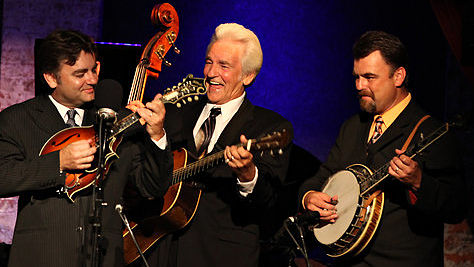 Folk & Bluegrass: Del McCoury Band at Tramp's, '98