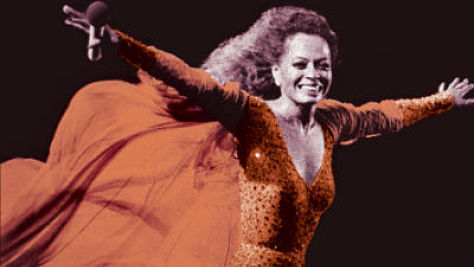 Rock: Diana Ross' Central Park Soiree