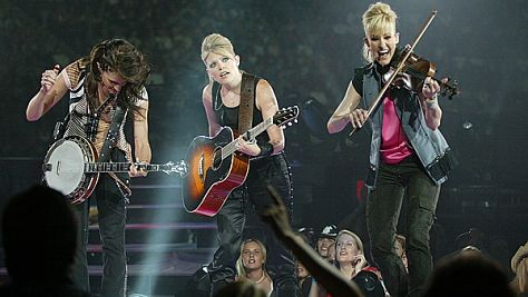 Country: Dixie Chicks at Tramps, 1998