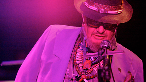 Blues: Dr. John's 2012 Tour