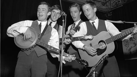 Folk & Bluegrass: Dry City Scat Band at Ash Grove, '64