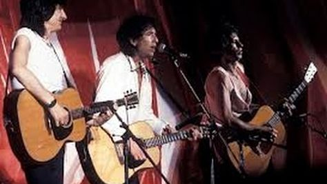 Folk & Bluegrass: Dylan, Keith Richards & Ron Wood
