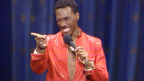 Comedy: Eddie Murphy at the Felt Forum, '86
