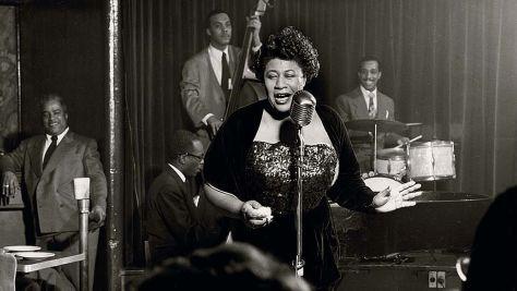 Jazz: The Incomparable Ella Fitzgerald