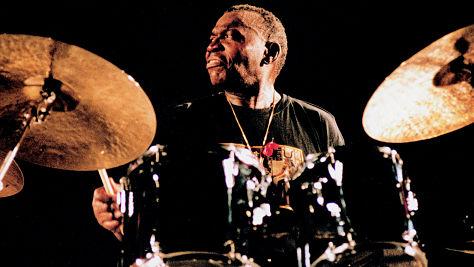 Jazz: Elvin Jones in 1974
