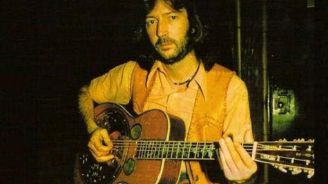Rock: Eric Clapton in Santa Monica, 1978