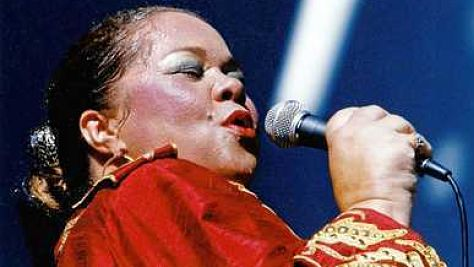 Blues: The Incomparable Etta James
