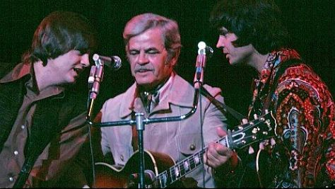 Folk & Bluegrass: Everly Brothers & Father at '69 Newport