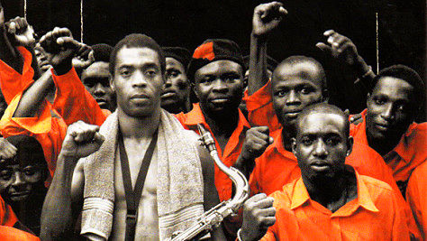 Folk & Bluegrass: Femi Kuti's Infectious Grooves