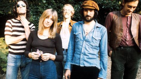 Rock: Fleetwood Mac at the Record Plant, '74
