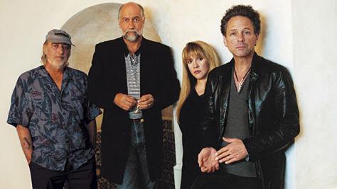 Rock: Fleetwood Mac in Boston, 2003