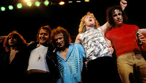 Rock: Foreigner Gets In Your Head