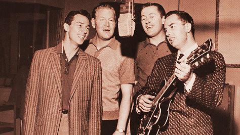 Jazz: The Four Freshmen at Newport, 1959