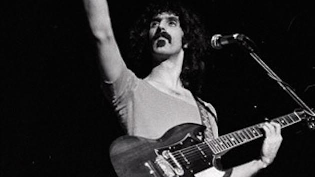 Starfleet: Frank Zappa