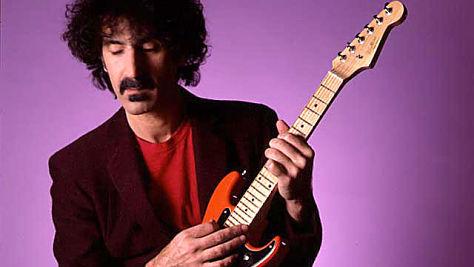 Rock: Frank Zappa, Guitar Hero