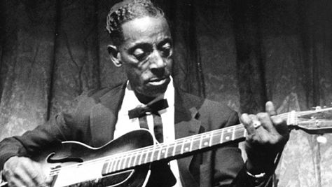 Blues: Mississippi Fred McDowell's Delta Blues