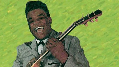 Blues: Freddie King's Scorching Six-String Assault