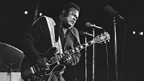 Blues: Freddie King inducted into the Rock Hall of Fame