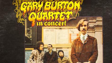 Jazz: Gary Burton Quartet - Newport Jazz, 1967