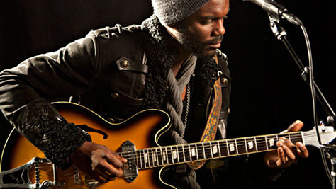 Blues: Gary Clark Jr.'s New Blues