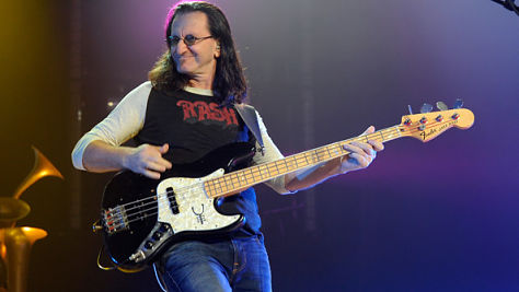 Rock: Rush Rocks Maple Leaf Garden