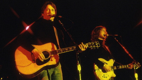 Rock: Gene Clark and Roger McGuinn Reunite