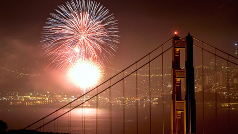 Video: National Anthem With the SF Symphony