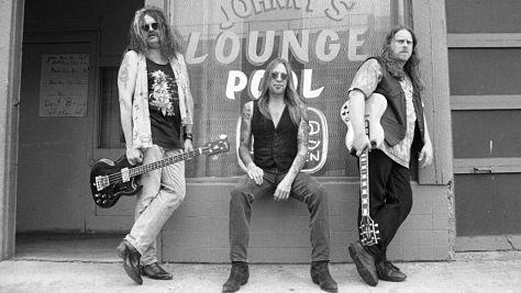 Rock: Gov't Mule at Tramps, 1996
