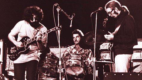Rock: Grateful Dead with Stephen Stills, 1969