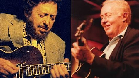 Jazz: Herb Ellis & Barney Kessel in Concert