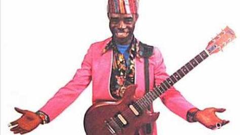 Blues: J.B. Hutto's Raw Slide Style