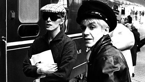 Rock: Bowie Backs Iggy on Tour