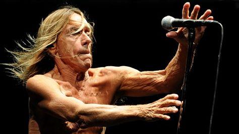 Rock: Iggy Pop's Raw 'Instinct'