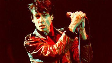Rock: Video: Iggy Pop at the Ritz, '86