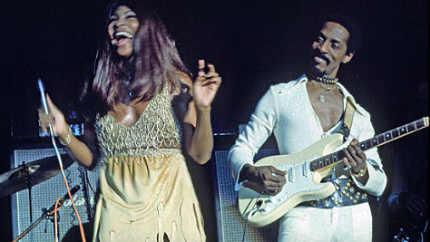 Rock: Ike & Tina Turner Rock Newport '70