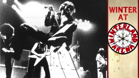Rock: J. Geils Band House Party