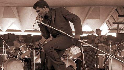 Rock: James Brown Funks Up Newport, 1969