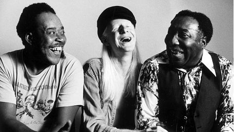 Blues: Muddy Waters, Johnny Winter, James Cotton