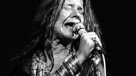 Rock: Janis Joplin Flies Solo