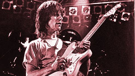 Rock: Jeff Beck at the Fillmore West, 1968