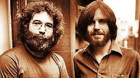 Folk & Bluegrass: Video: Jerry Garcia & Bob Weir Unplugged