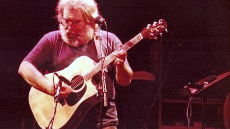 Folk & Bluegrass: The Jerry Garcia Acoustic Band Debuts