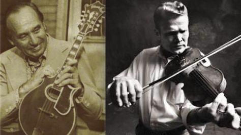 Folk & Bluegrass: Vassar Clements Meets Jethro Burns