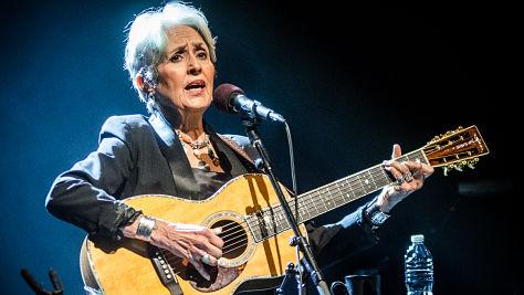 Folk & Bluegrass: A Joan Baez Milestone
